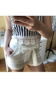 Kratke hlače Rica bele